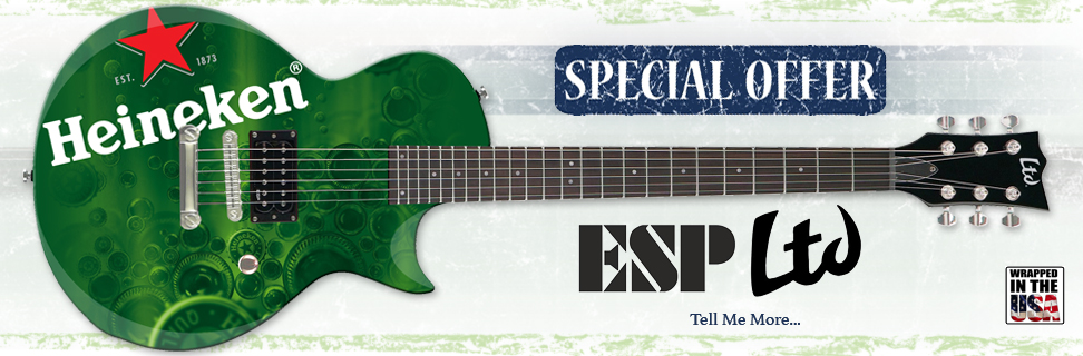 Special Offer Promotional Guitar